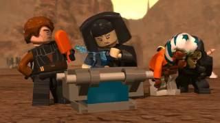 Лего Звёздные Войны 3 : Война Клонов : Граф Дуку - Глава 5 - Оружейная Фабрика