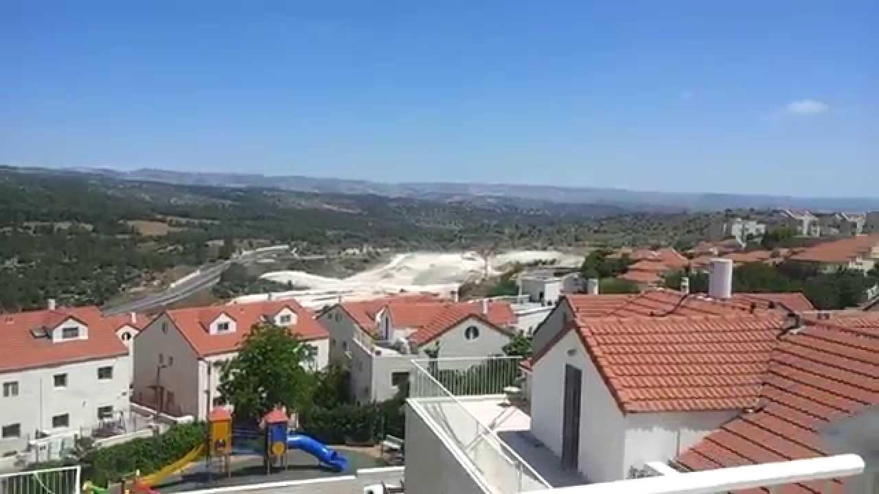 Maximillian Shemesh: Sun Gardens House For Sale Ramat Beit Shemesh Aleph SOLD