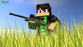 Minecraft выживание с оружием-1