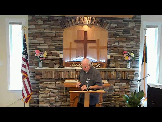 Sunday Service - Sept 08, 2019 - 2nd Timothy: Being A Good Spiritual Mentor