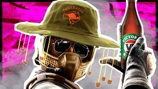 Rainbow Six Siege But Everyone is Drunk