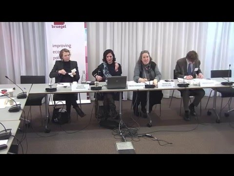 """Bruegel event """"The long-term impact of migration in Europe"""" 25 February 2016"""
