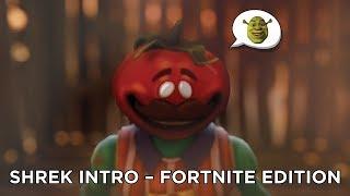 Shrek Intro but it's a Fortnite Recreation