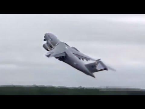 Неудачный взлет самолетов.