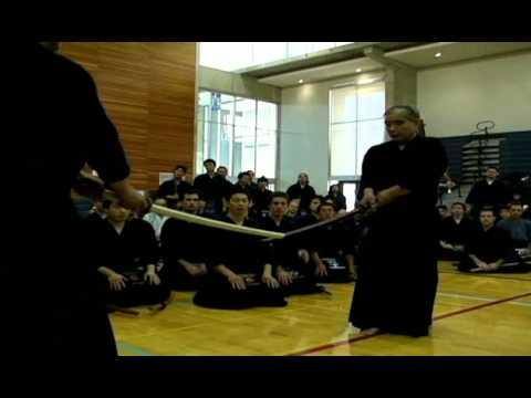 Chiba Sensei Kata Seminar - Toronto Kendo Club 30th Anniversary Seminar