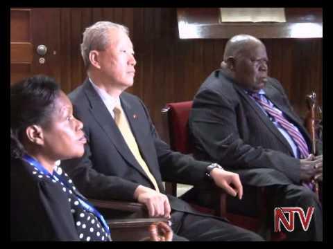 Uganda Parliament starts using electronic voting system
