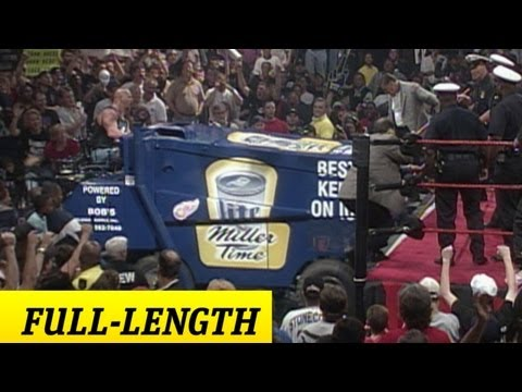 """Stone Cold' drives a zamboni to the ring thumbnail"