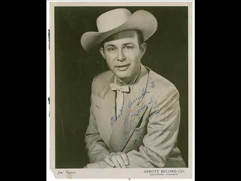 JIM REEVES  - The Oklahoma Hills (WCAY CAYCE RADIO)