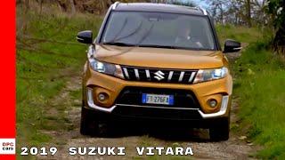 2019 Suzuki Vitara SUV