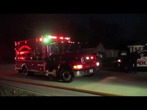 House Fire on Meadow Drive Rolling Meadows, 2 Hurt
