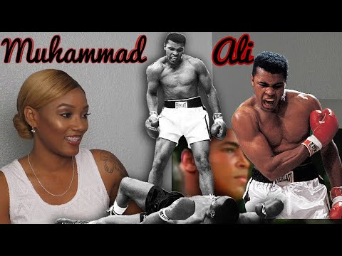 Clueless New Boxing Fan Reacts to Muhammad Ali: The Greatest,  Boxing Career Highlights