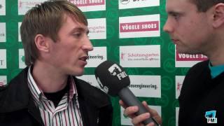 Kristian Nushi vor dem Spiel gegen Aarau