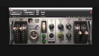 Waves Abbey Road Plates Plugin Review - Vocal Audio Examples