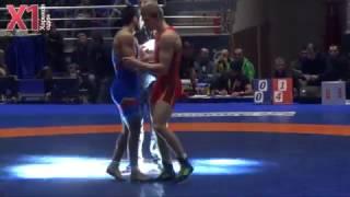 : В Харькове определили клубного чемпиона мира по вольной борьбе(На базе Дворца спорта
