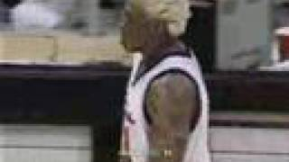Dennis Rodman - The Unforgettable Warrior
