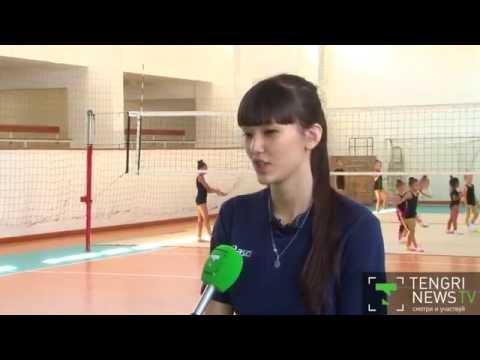 Kazakh kawaii Sabina Altynbekova wants no modeling, just sports