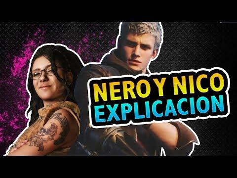 """¿Cómo se Conocieron Nero y Nico? Nueva Información Novela Devil May Cry 5 """"Before The Nightmare"""" thumbnail"""