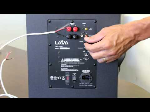 How To Install a HomeTheater Subwoofer