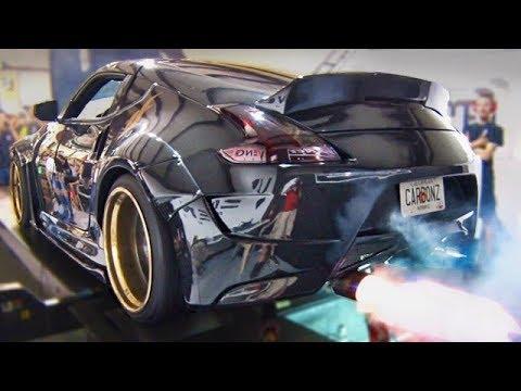 It's ALL Carbon Fiber - Nissan 370Z