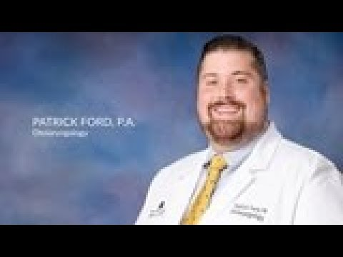 Meet Patrick Ford P A At Yuma Regional Medical Center Ear Nose