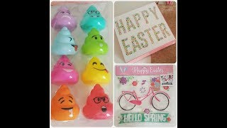 Awesome Spring//Easter 99Cents Only Haul 2018