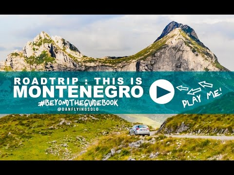 Montenegro Travel Tips: This is how you Road Trip Montenegro