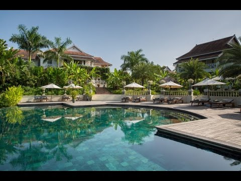 Small Luxury Hotels Luang Prabang, Laos: Luang Say Residence Hotel Review