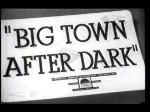 Big Town After Dark (1947) Film noir Crime Drama