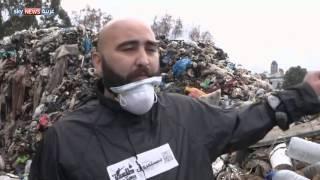 """لبنان.. مبادرات """"تنظيف"""" شبابية"""