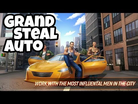 Grand Steal Auto - by BMG IT Corp   Android Gameplay #2  