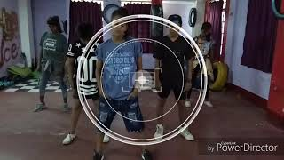 Main yaar Manana Ni dance choreography by amit sagar