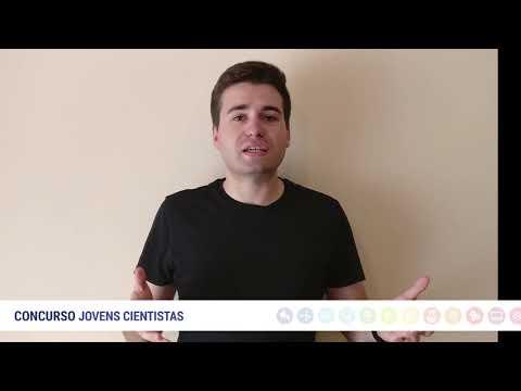 Jovens Cientistas - Testemunho Ivo Gonçalves