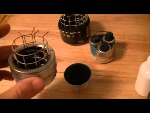 Alcohol Stove Designs Of The Past To The Future And Tips
