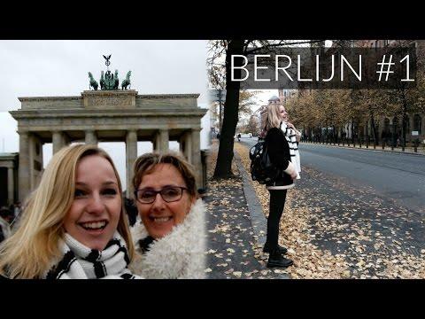 ZE WILLEN MET MIJ OP DE FOTO?! - Citytrip Berlijn #1 | travelwithmar