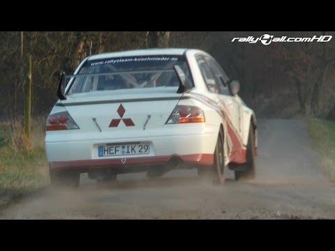 Rallyeteam Koschmieder - Werra Meissner Rallye 2014 [HD]