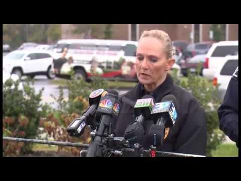 RAW: Charlotte-Mecklenburg Police update social media threat against Olympic High School