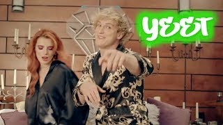 connectYoutube - Outta My Hair but every time Logan Paul says