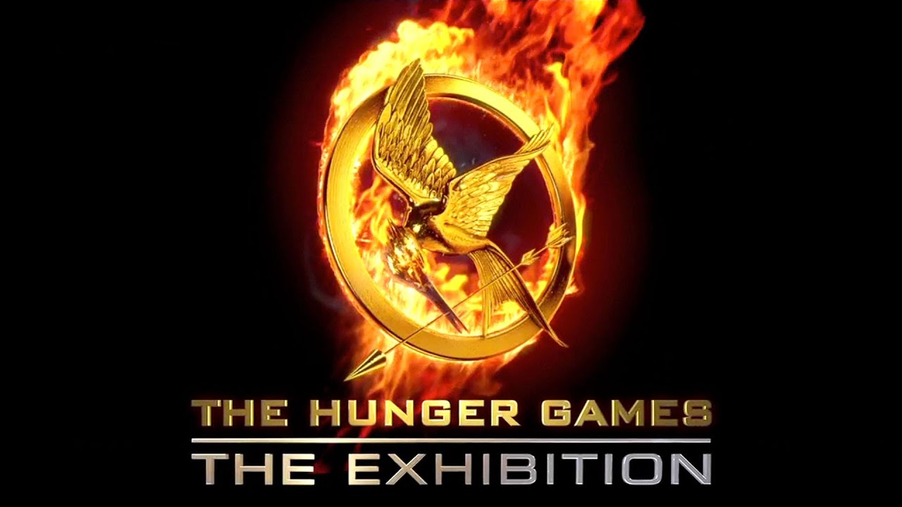 Experience The Hunger Games The Exhibition Youtube
