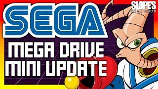 MASSIVE Sega Mega Drive (Genesis) mini update - SGR