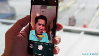 iPhone X: Unlock with Face ID and TrueDepth Camera Portrait Mode demo