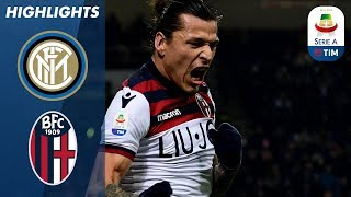 Inter 0-1 Bologna |  Santander gave the visitors a shock win at the San Siro | Serie A