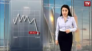 InstaForex tv news: USD trading lower amid Korea summit plans  (07.03.2018)