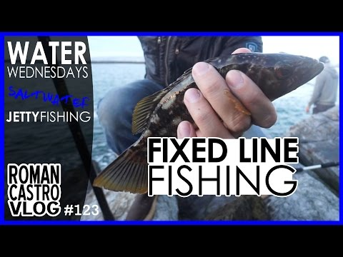 Fixed Line Fishing San Diego