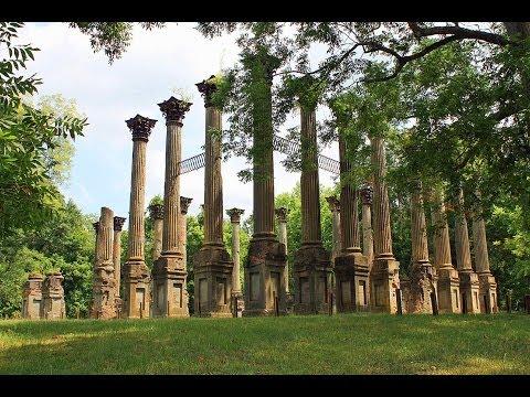 Windsor Ruins:  A Mississippi Historical Treasure