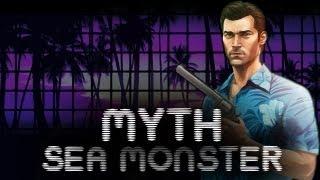 GTA Vice City: Myths & Legends - Sea Monster [HD]