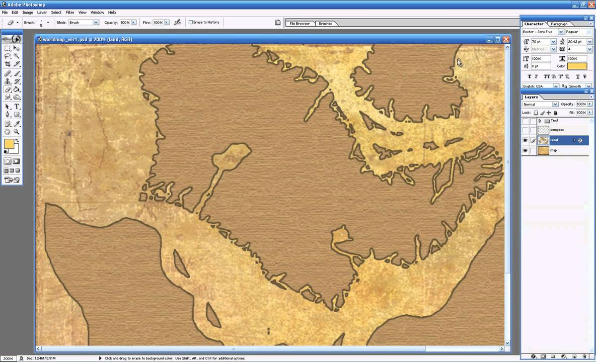 RPG World Map Maker - Tutorial - YouTube