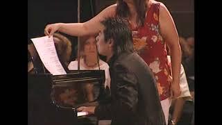 Daniel Barenboim & Lang Lang Mozart K448