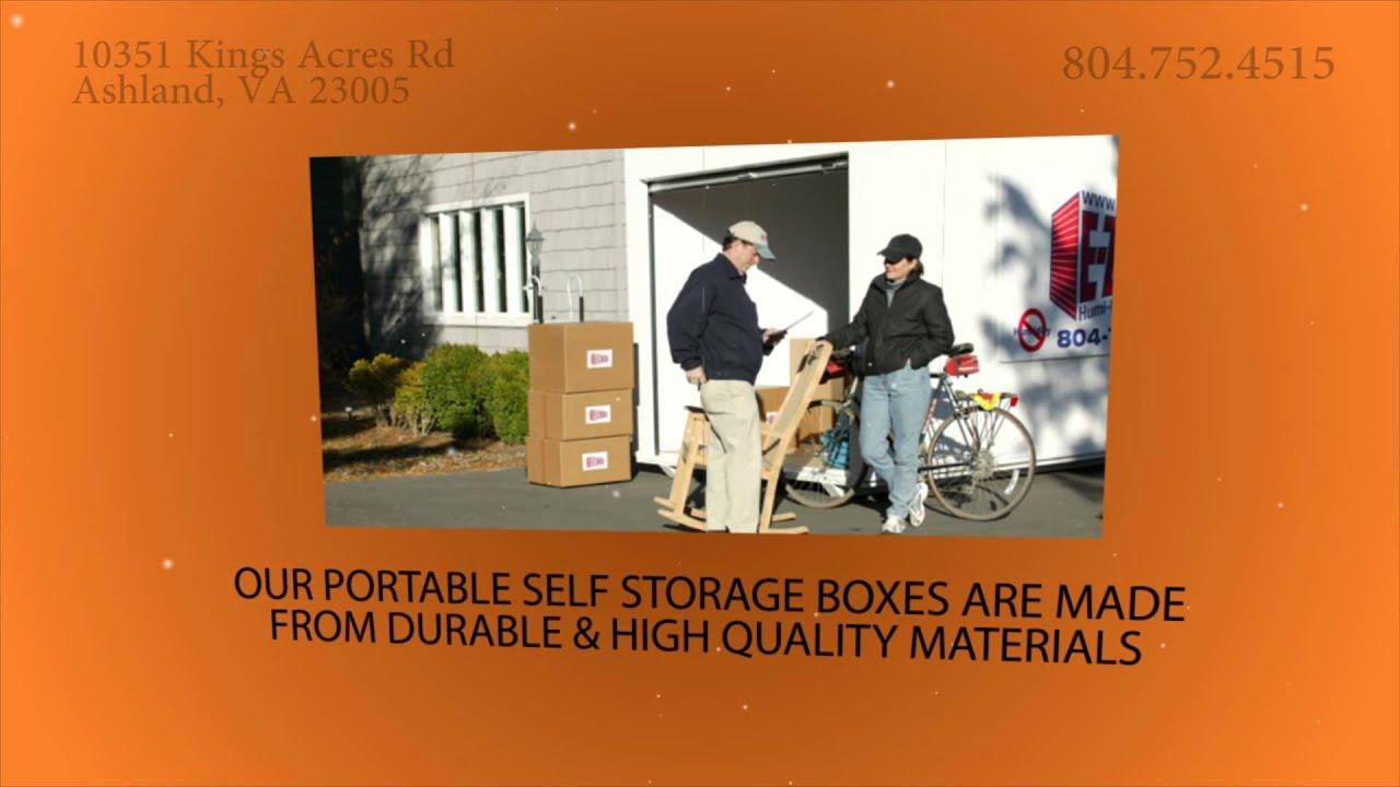 Self Storage Units in Richmond VA | E Z Box Storage Richmond & Self Storage Units in Richmond VA | E Z Box Storage Richmond - YouTube