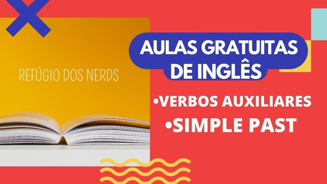 AULAS GRATUITAS DE INGLES - VERBOS AUXILIARES - SIMPLE PAST