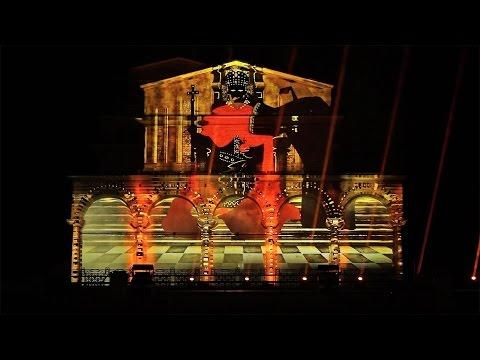 Veliko Tarnovo 3D Mapping - Велико Търново 3Д Мапинг 22.03.2015 (Official) HD